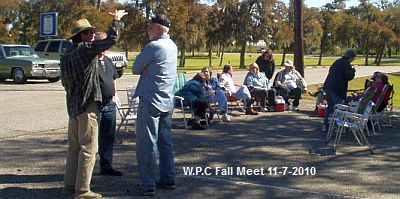 WPC 2010 Southeast Texas Region Fall Meet