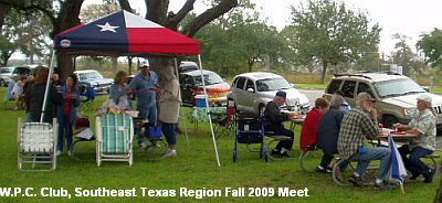 WPC 2009 W.P.C. Southeast Texas Region Fall Meet