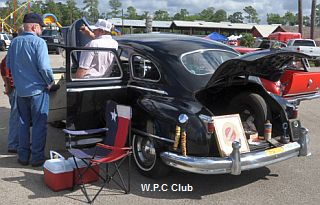 1947 Chrysler of ex-WPC Club President Miles Simpson