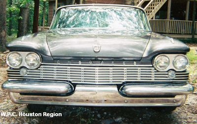 Front of 1959 Chrysler Saratoga For Sale